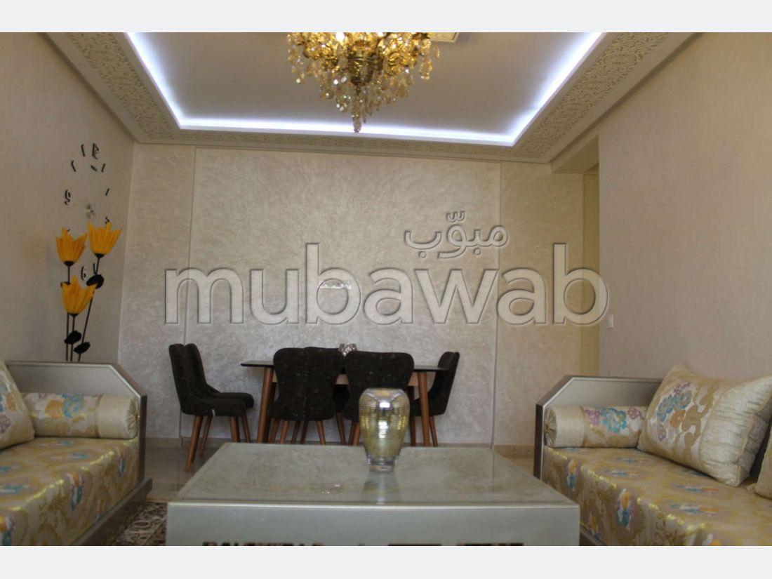Appartement de 77m² avec 68m² de terrasse en vente, Résidence Al Kawtar