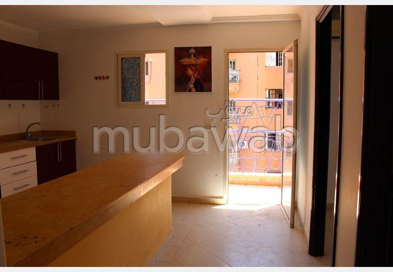 Appartement de deux chambres avec 20m² de terrasse
