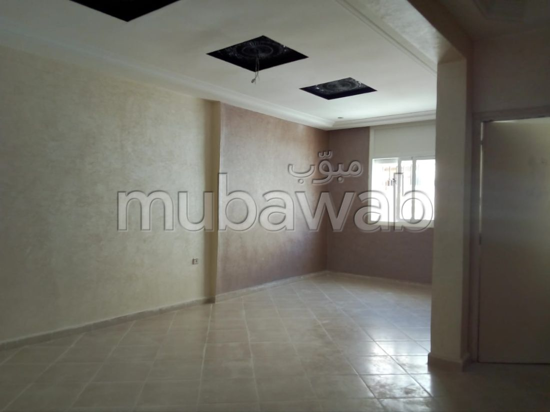 Apartment for sale in Mont Fleuri. 2 Living room. Furnished Moroccan living room.