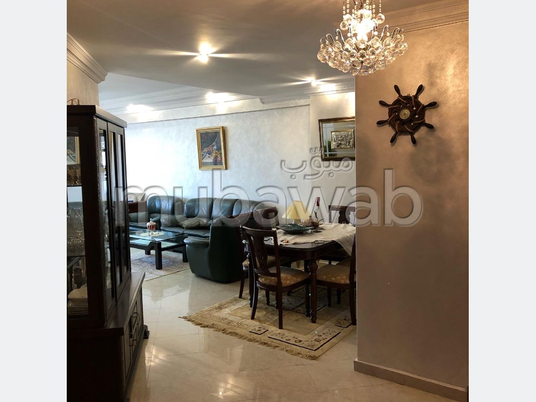 Apartments for rent in Malabata. 3 Surgery. Well decorated.