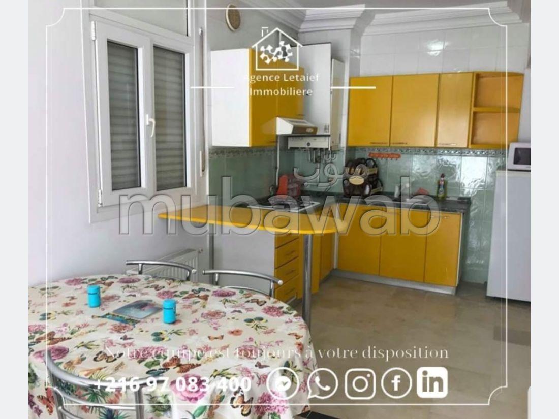 Appartement 600 Dinars S1 Hammam Sousse