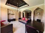 Piso en alquiler en Ennakhil (Palmeraie). Dimensión 90 m². Completamente amueblado.