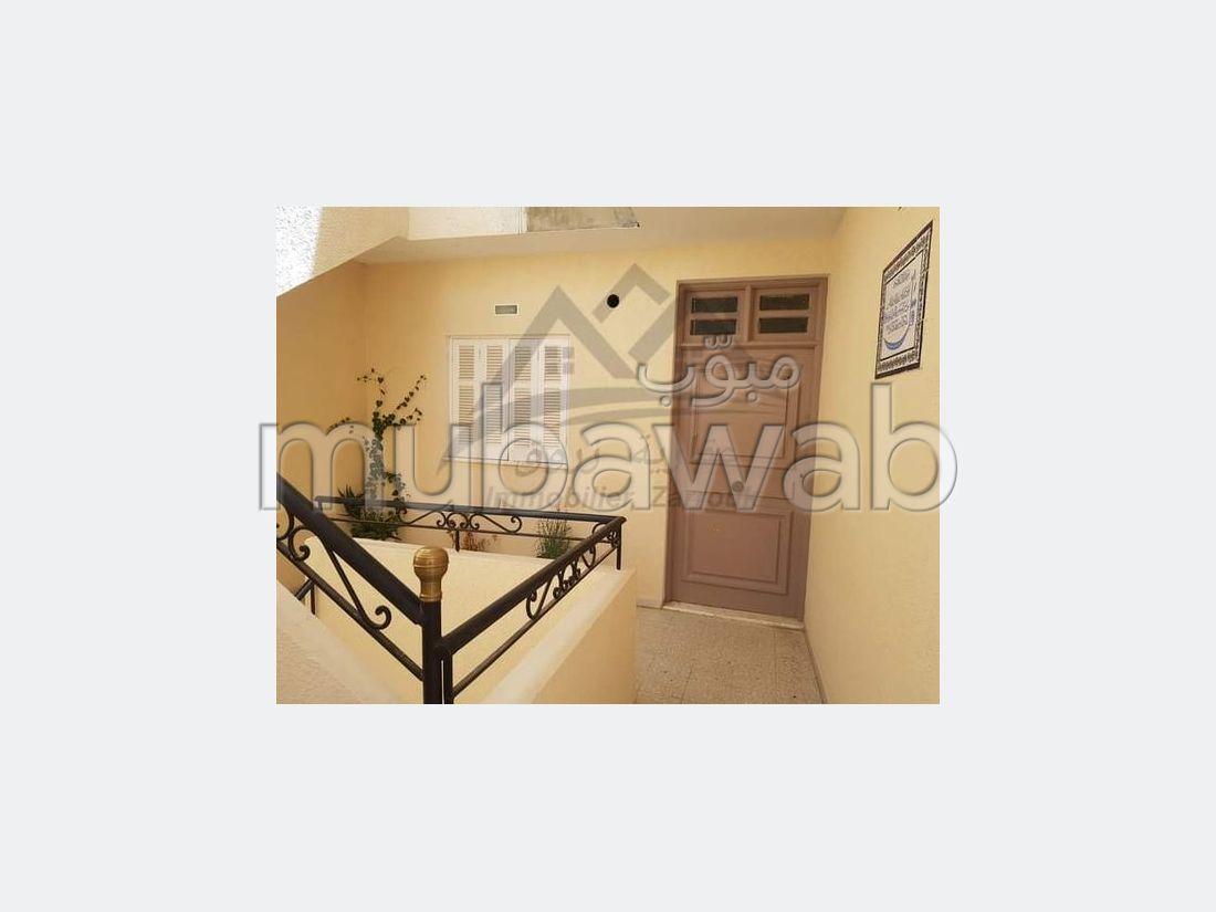 Deux appartements a vendre