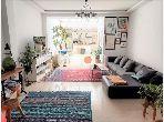 A louer s3 meublé avec jardin à la Marsa