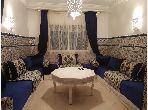 Piso en venta en Boukhalef. 3 Salas. Sistema parabólico y salón de estilo marroquí.