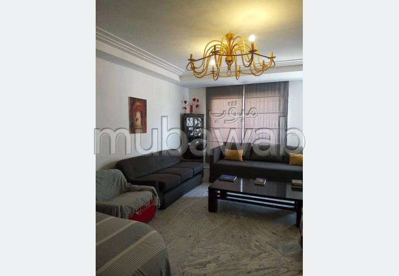 Appartement S3 vide aux jardins d'el menzah1