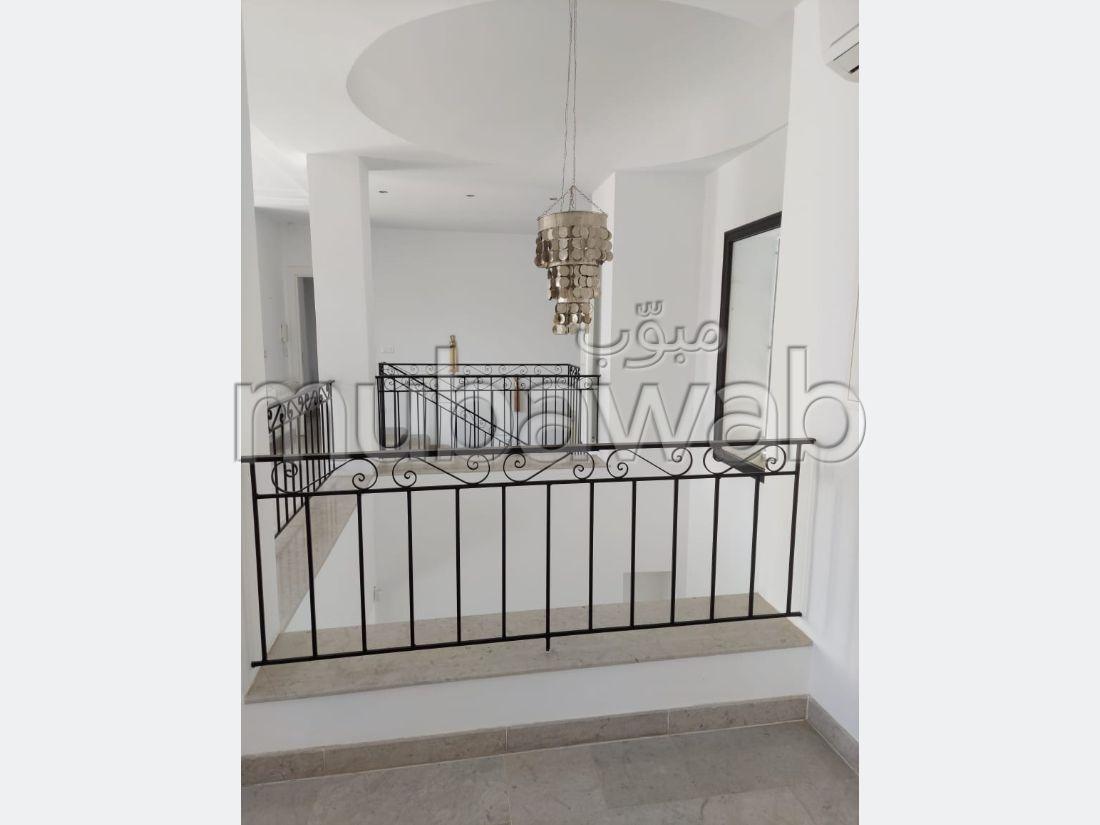 A vendre villa neuf a chotrana