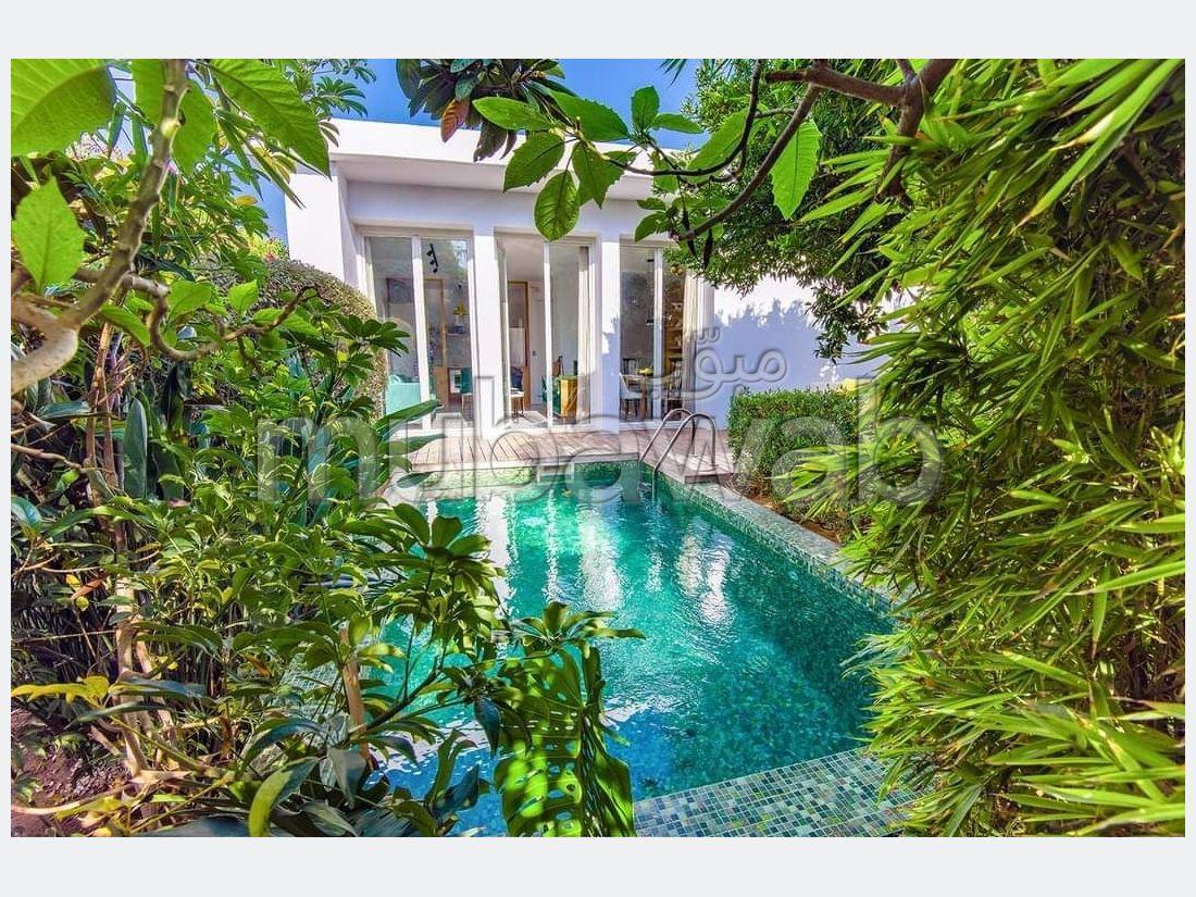 Location d'une villa à Carthage