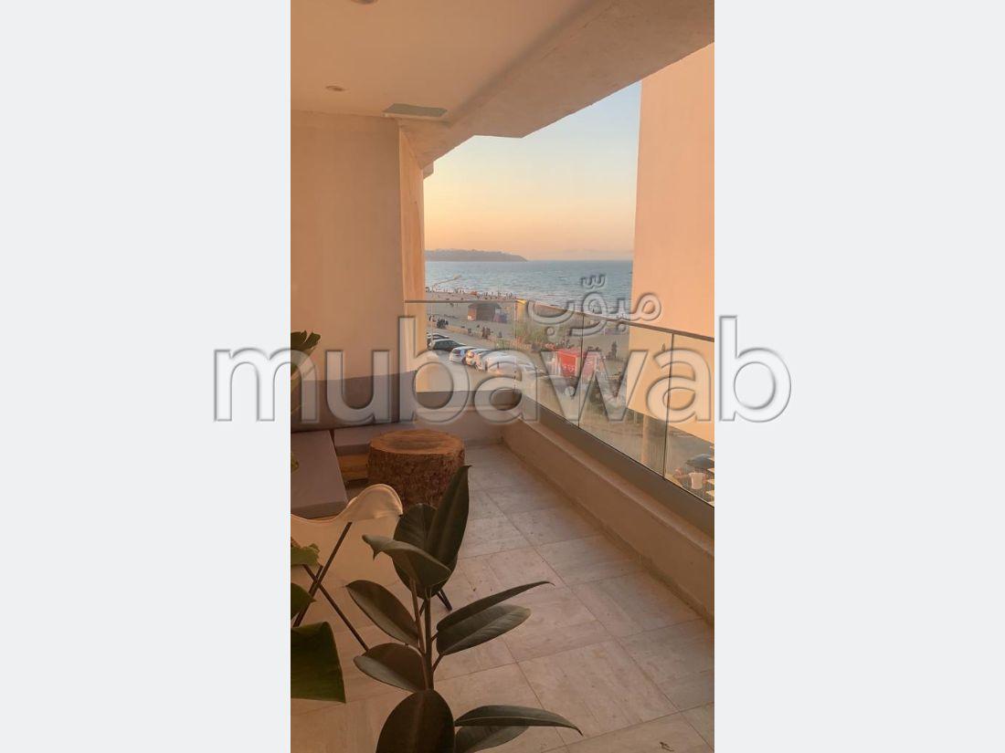 Appartement vue sur mer La Marsa