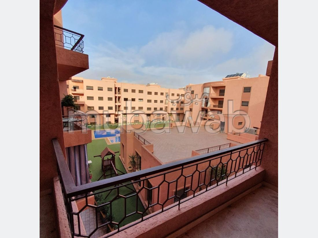 Appartement de 92m2 à Semlalia avec piscine