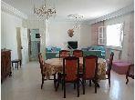 A louer un bel étage de villa à Sidi Bou Said