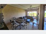 Location appartement meuble residence golfique marrakech