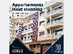 بيع شقة بالمعاريف. المساحة 89 م². باب متين ، صالون مغربي.