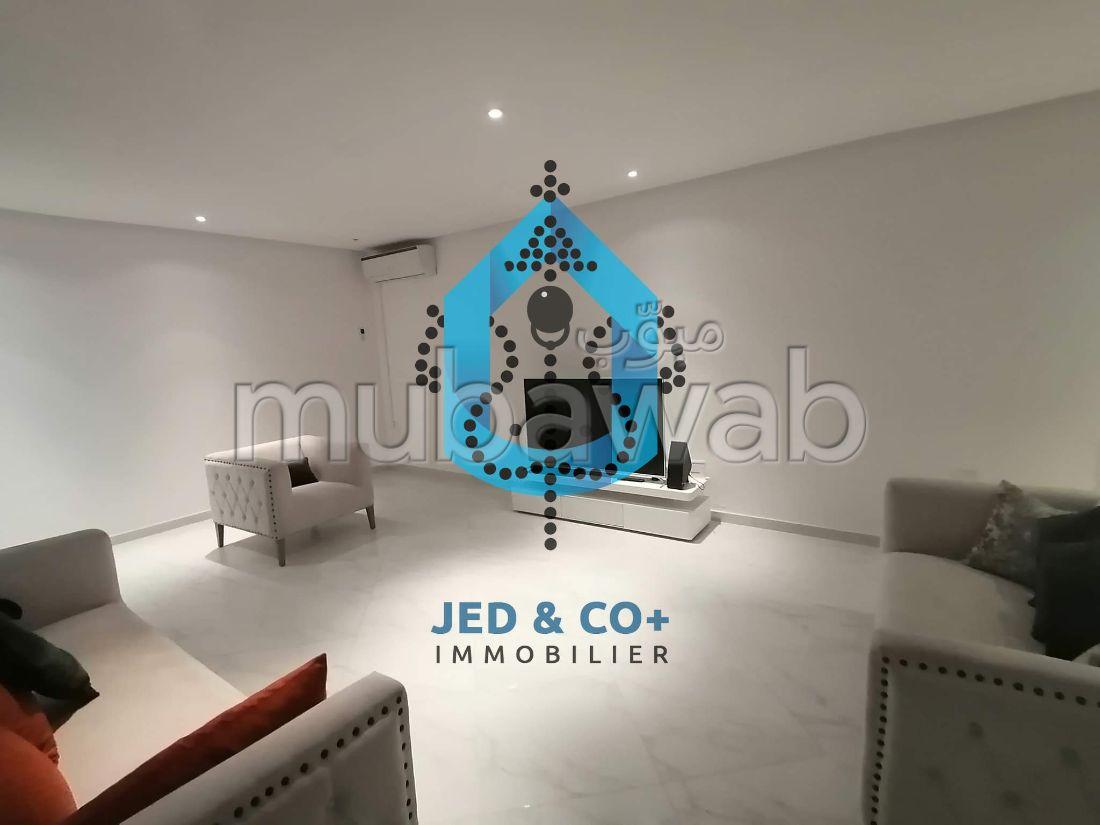 Un étage de villa meublé S3 à la Marsa