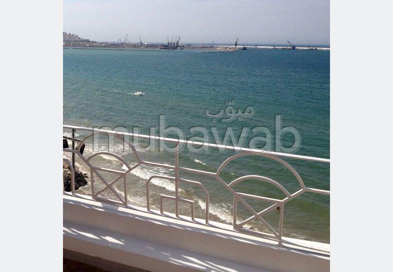 Appartement F4 à vendre à TANGER – Corniche