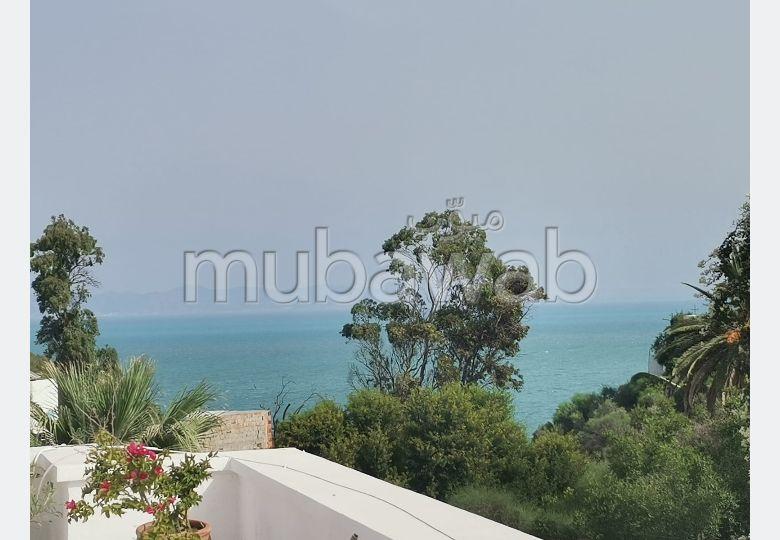 Triplex vide ou meublé S4, Sidi Bou Saïd