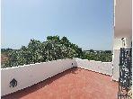 Etage de villa S2 de 130m² à Hammamet nord
