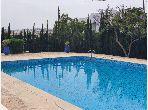 Magnificent villa for rent in Malabata. 4 Master bedroom. Furnished.