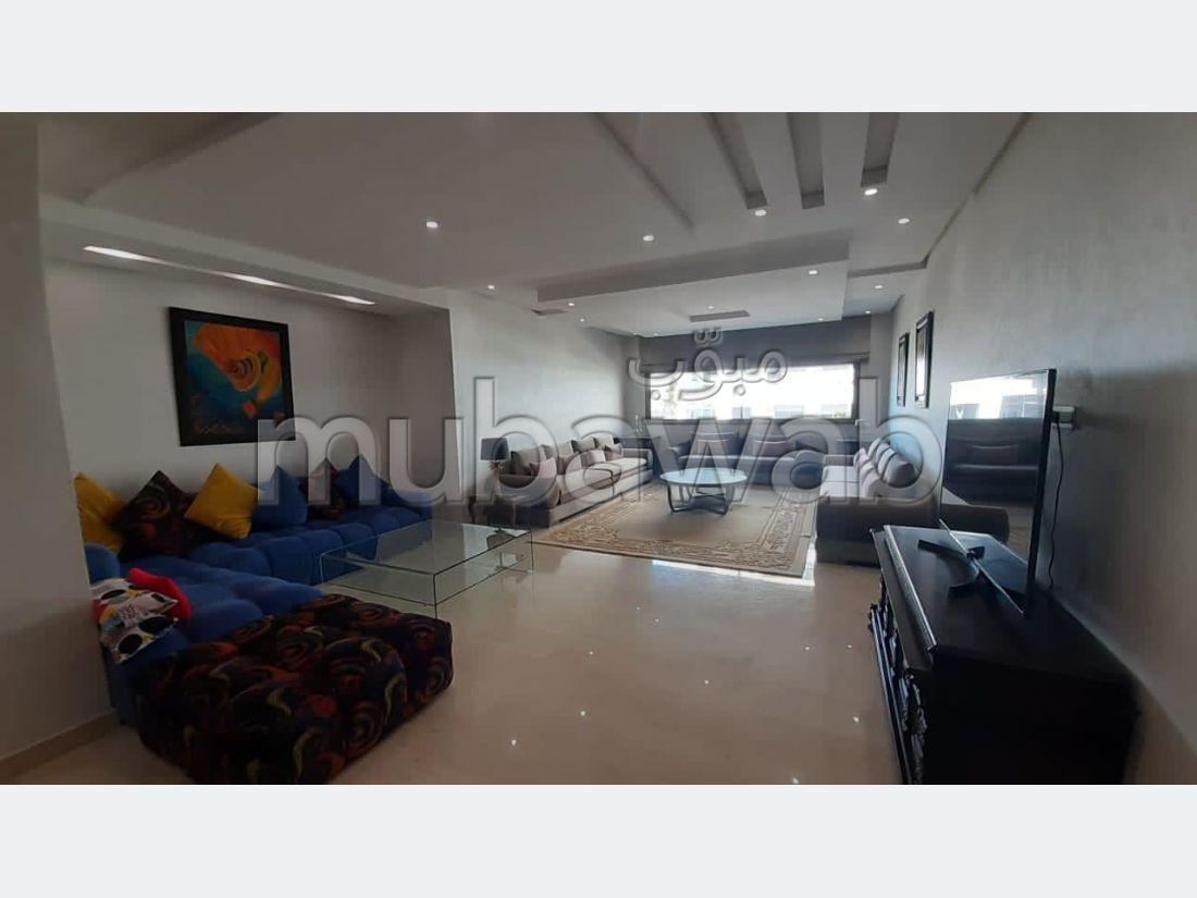 Très bel appartement F4 meublé à louer