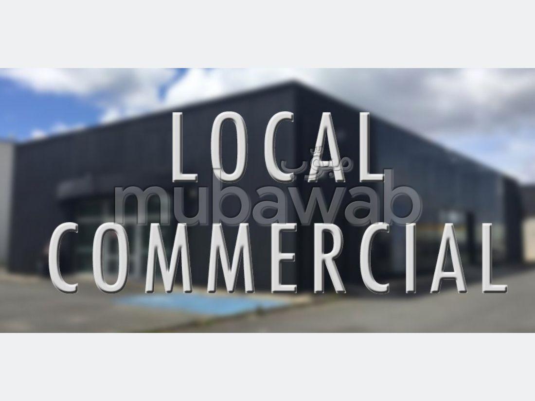 Local commercial de 50m², Sidi Daoued