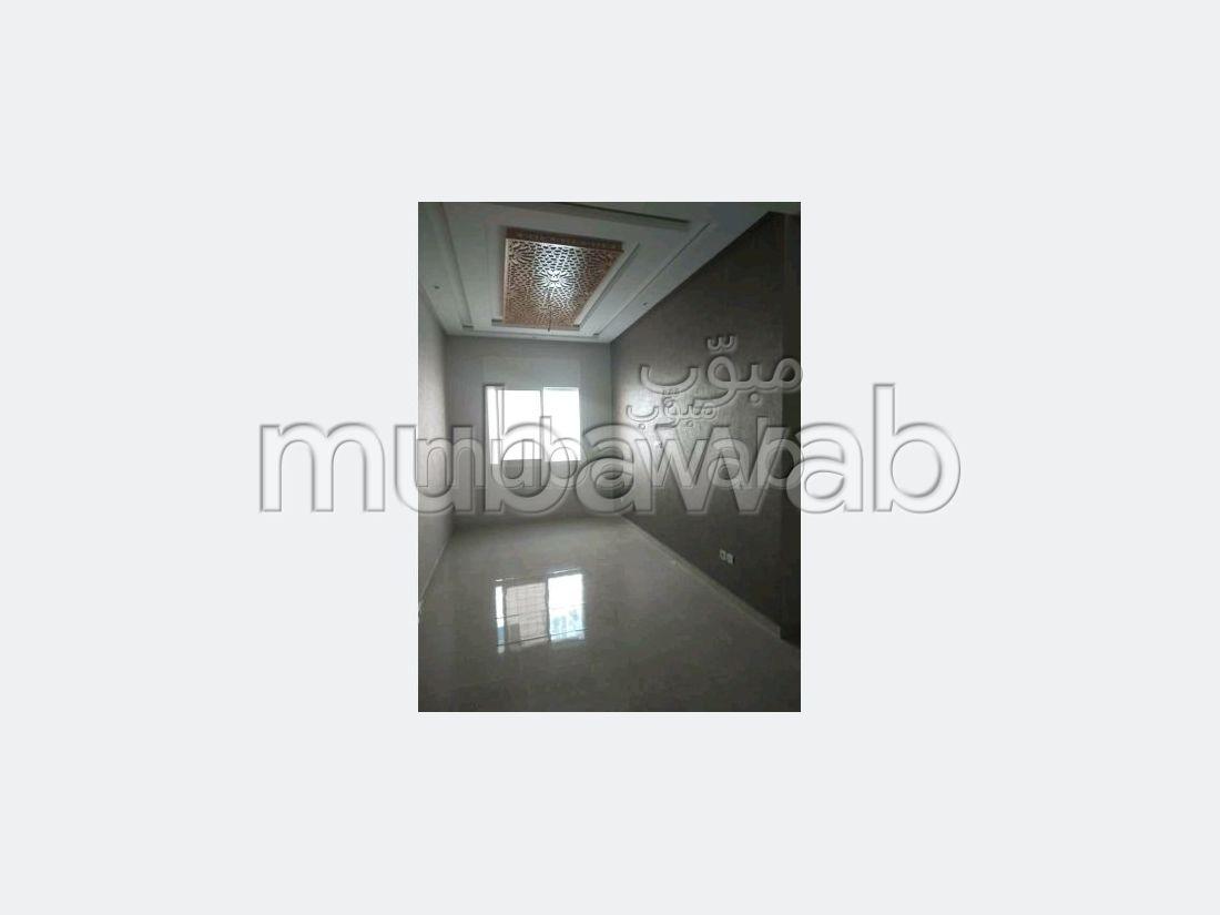 Bel appartement en location à Agdal. Surface totale 63 m²