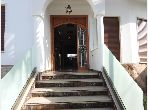 Magnificent villa for sale in Tanja Balia. Surface area 620 m². Working fireplace, Residence with swimming pool.