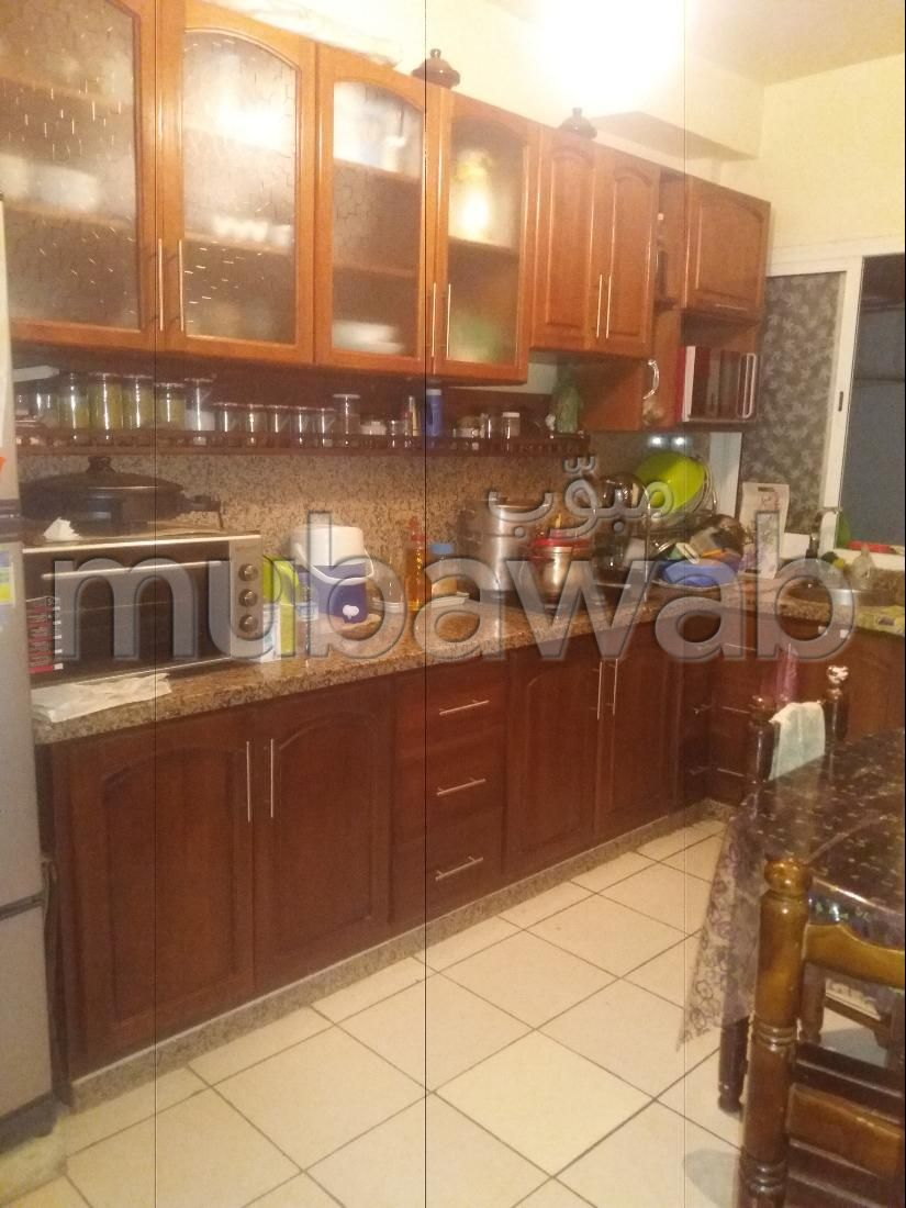 Appartement a moulay driss oued fes a vendre