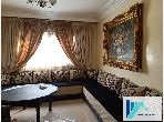Apartment for rent in Marjane. Small area 80 m². Furnished.