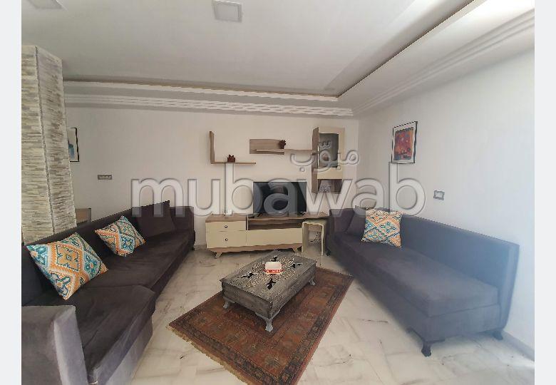 S1 meublé de 60m² à Hammamet Centre