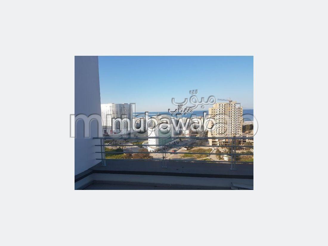Appartements à louer à Tanger City Center. 2 belles chambres. Meublé