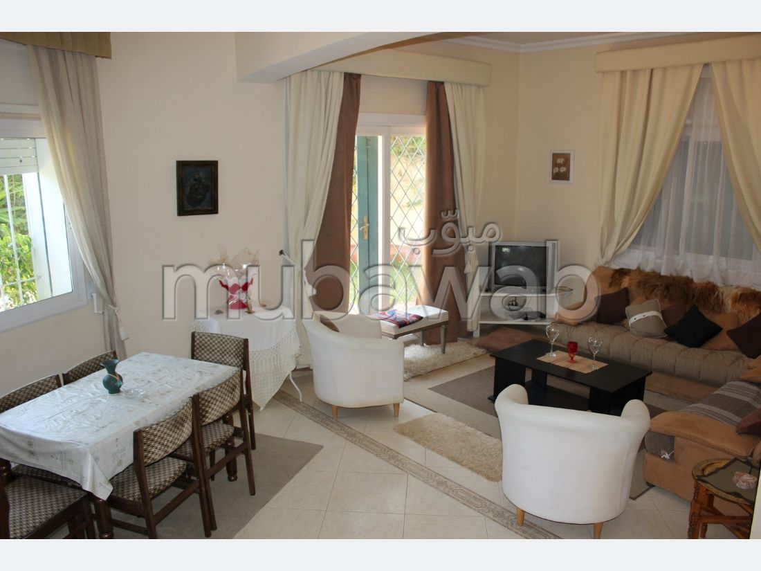 Luxury Villa for sale in Du Golf. 4 Hall. Usable fireplace, Integrated air conditioners.