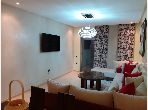 Apartment for rent in Guéliz. 8 Living room. Ample storage space.
