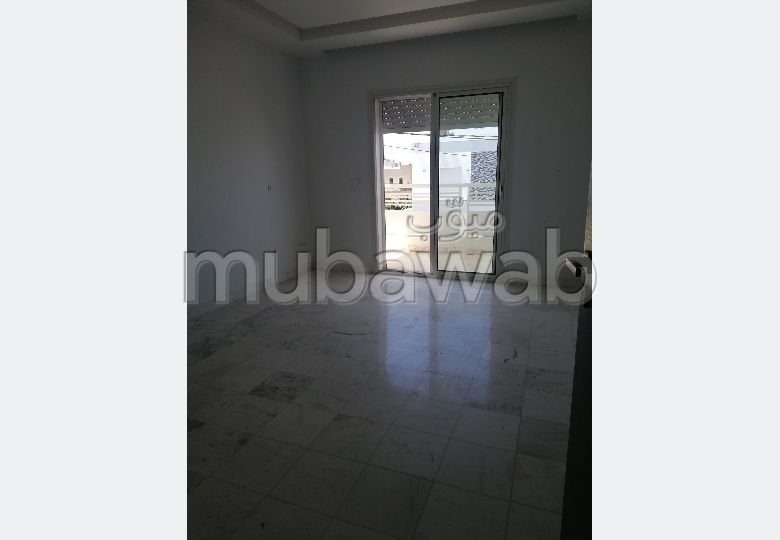 A louer joli étage de résidence S2 a yakout hammaoui