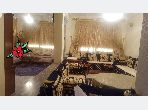 Sale of a lovely apartment in Narjis. 2 Large room. Traditional living room and satellite dish system.
