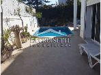 Duplex S5 avec piscine à La marsa