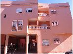 Beautiful apartment for sale in Mhamid. 3 Rooms. Living room with Moroccan decor, General satellite dish system.