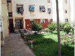Magnífico piso en venta en Sidi Hajji. 2 Bonitas habitaciones. Jardín privado.