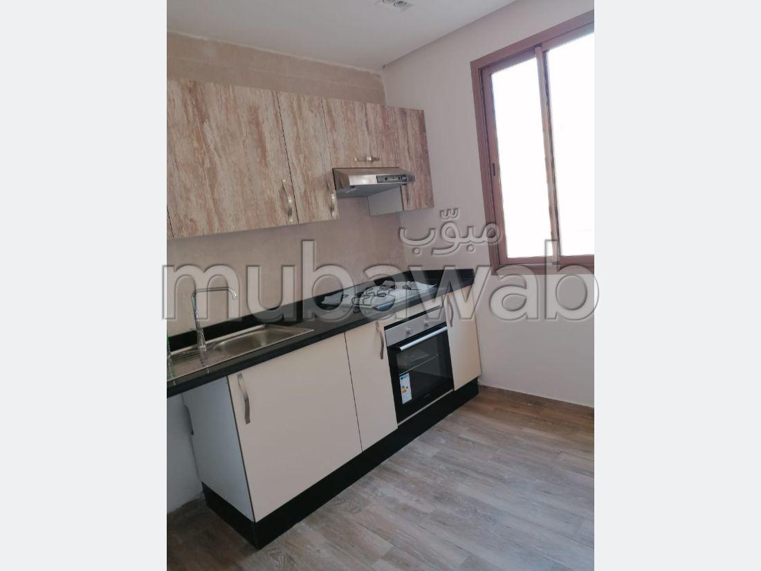 Appartement moderne à proximité victor hugo guéliz