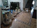 Villa de haut standing à vendre à Hay Najah. 10 grandes pièces. Belle terrasse et jardin