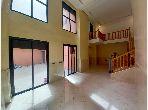 شقة رائعة للايجار بالسملالية. 3 قطع كبيرة. صالة تقليدية ونظام طبق الأقمار الصناعية.