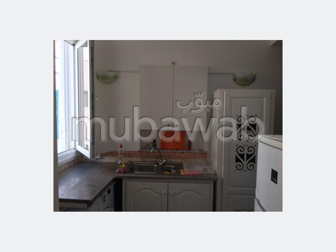 A louer à la marsa un appartement meublé