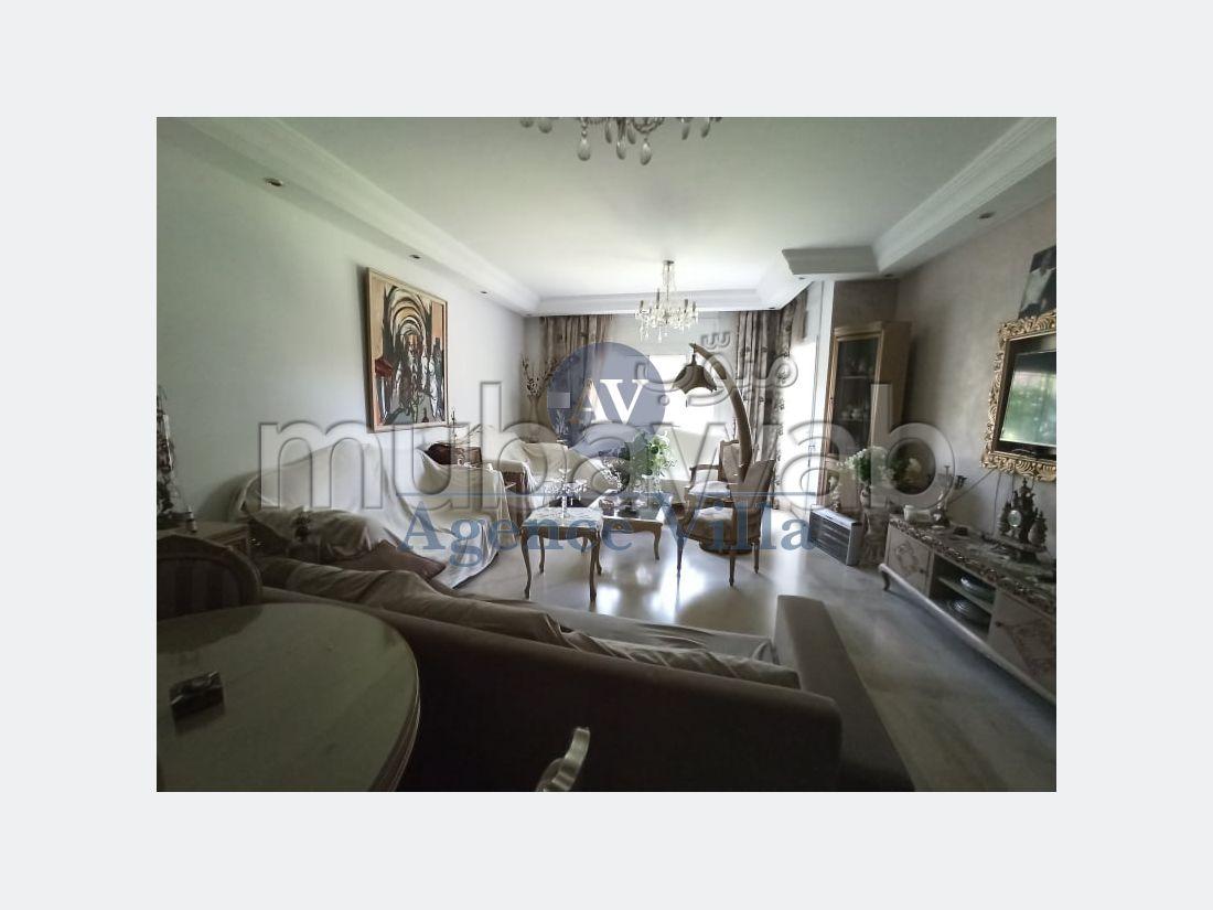 A vendre Appartement s3 avec jardin A la Soukra