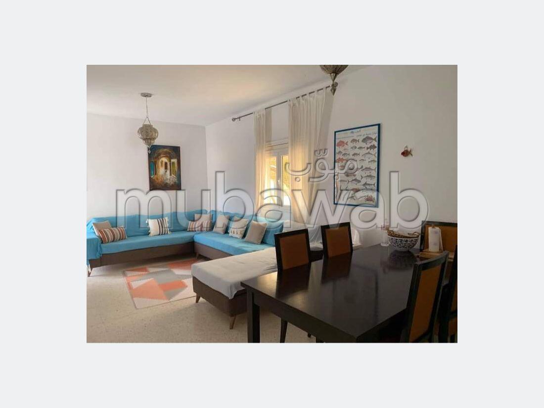 A louer la marsa appartement meublé avec terrasse