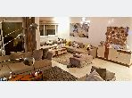 Sale of a lovely apartment in Agdal. Dimension 129 m². No Lift, Large terrace.