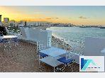 Bel appartement F4 meublé avec vue sur mer à TANGE