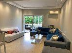Piso en alquiler. Área total 88 m². Hermosa terraza y jardín.
