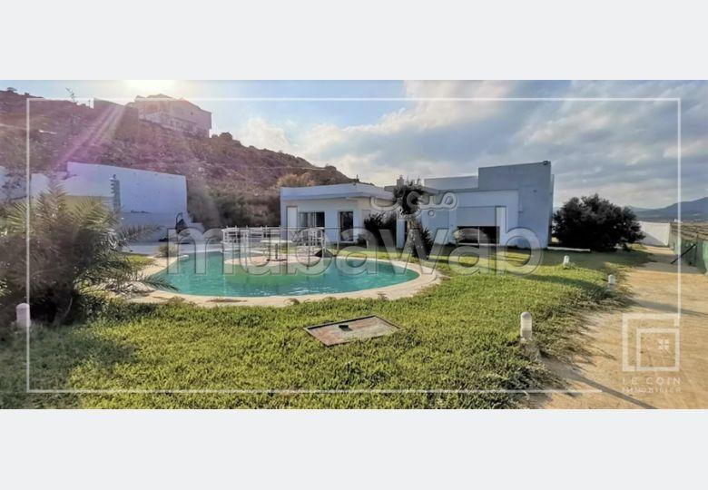 Villa S3, vue de mer à Monchar