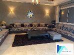 Preciosa villa en alquiler en Malabata. Área total 360 m². Amueblada.