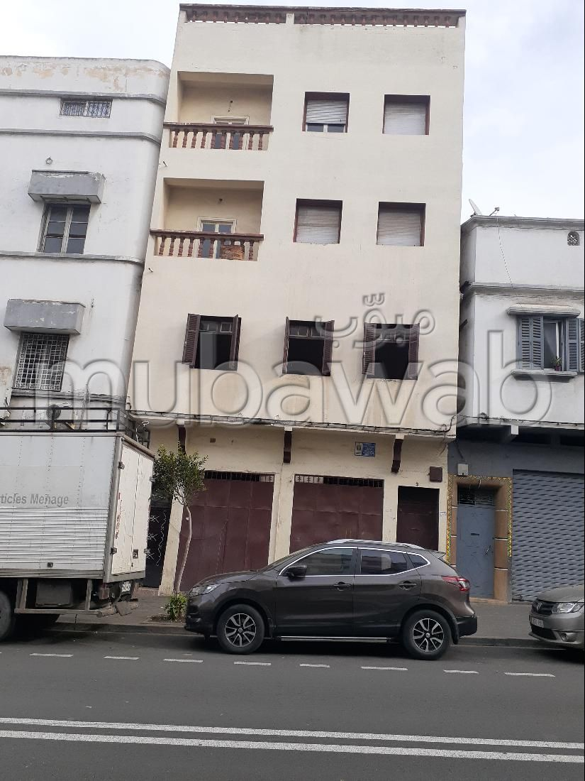 Beautiful house for sale in El Majd. 9 large rooms. Cellar, Large terrace.