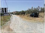 Terrain situé à l'entrée de Yasmine Hammamet